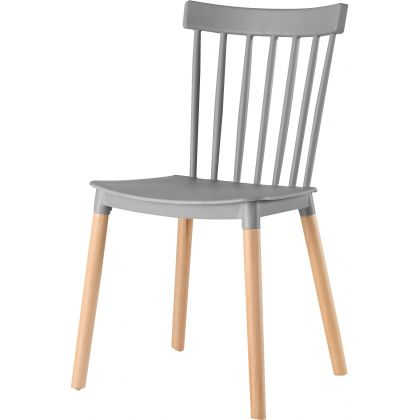 Krzesło TRIVOR szare