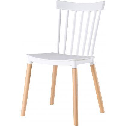 Krzesło Trivor białe