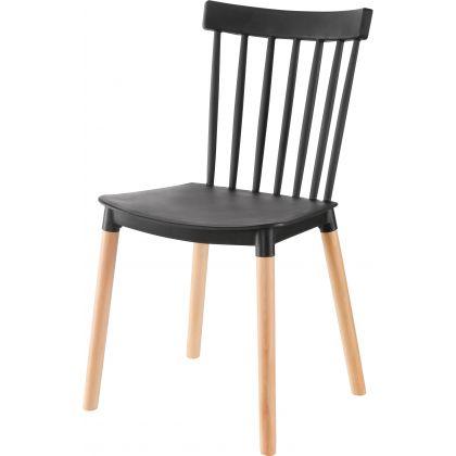 Krzesło TRIVOR czarne
