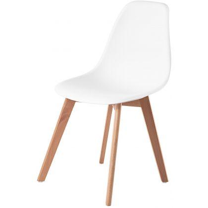 Krzesło Kamet białe