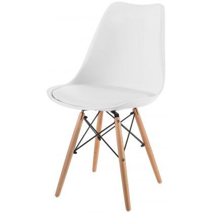 Krzesło Arrarat białe