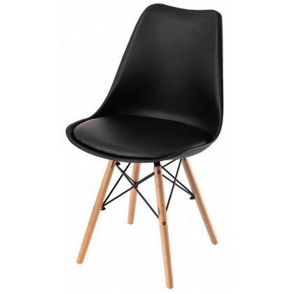 Krzesło Arrarat czarne