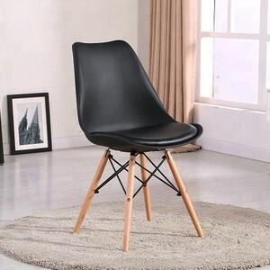 Chair in BLACK 😎 . . #lukso #luksomeble #krzesła #krzesładosalonu #krzesłatapicerowane #polskiewnerza #salon #moodup #meble #furniture #design #interiordesign #dom #home #interior #homedecor #poland